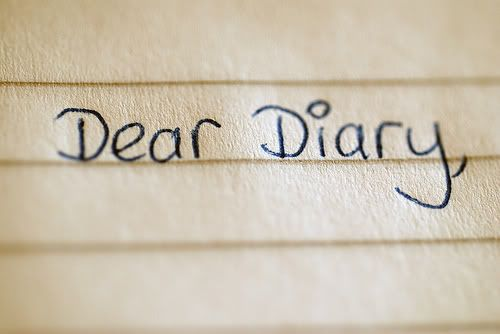 Anuk are jurnal!! Dear-diary