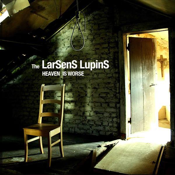Les pochettes d'album effrayantes... Lupinspochette