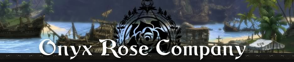 Home of the Onyx Rose Company - Guild on Celestial Hills - Tera US