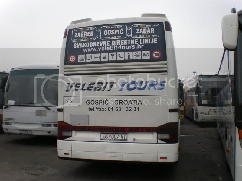 Velebit Tours, Gospić PA310057