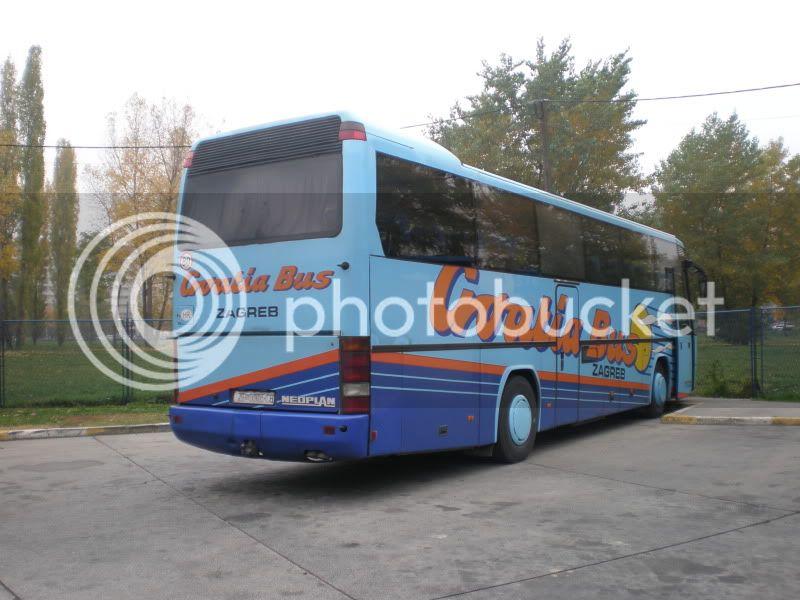 Croatia Bus, Zagreb PA310154