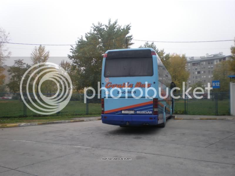 Croatia Bus, Zagreb PA310155