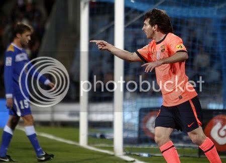 Messi sẽ ra sân ở trận đấu với Ceuta 773Villa101110-1
