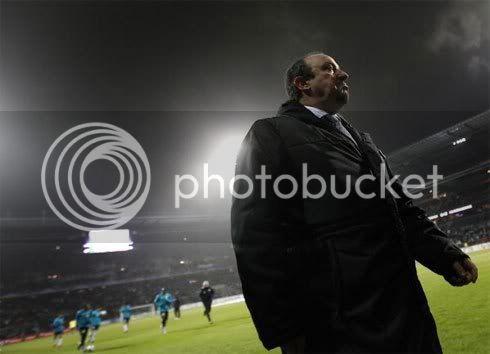 10 lý do khiến Benitez thất bại ở Inter Benitez