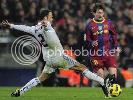 Barcelona trước cơ hội vô địch La Liga lượt đi Xavi021210-2