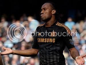 Tiền đạo Drogba sẽ sớm nói lời chia tay Chelsea? Bong1