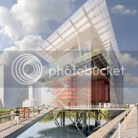 Hà Nội chốt phương án xây nhà hát hiện đại nhất Việt Nam  S-1
