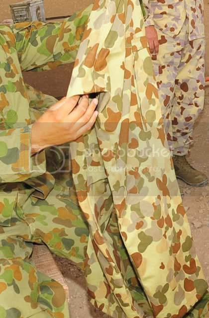 Novedades camos australianos Auscam