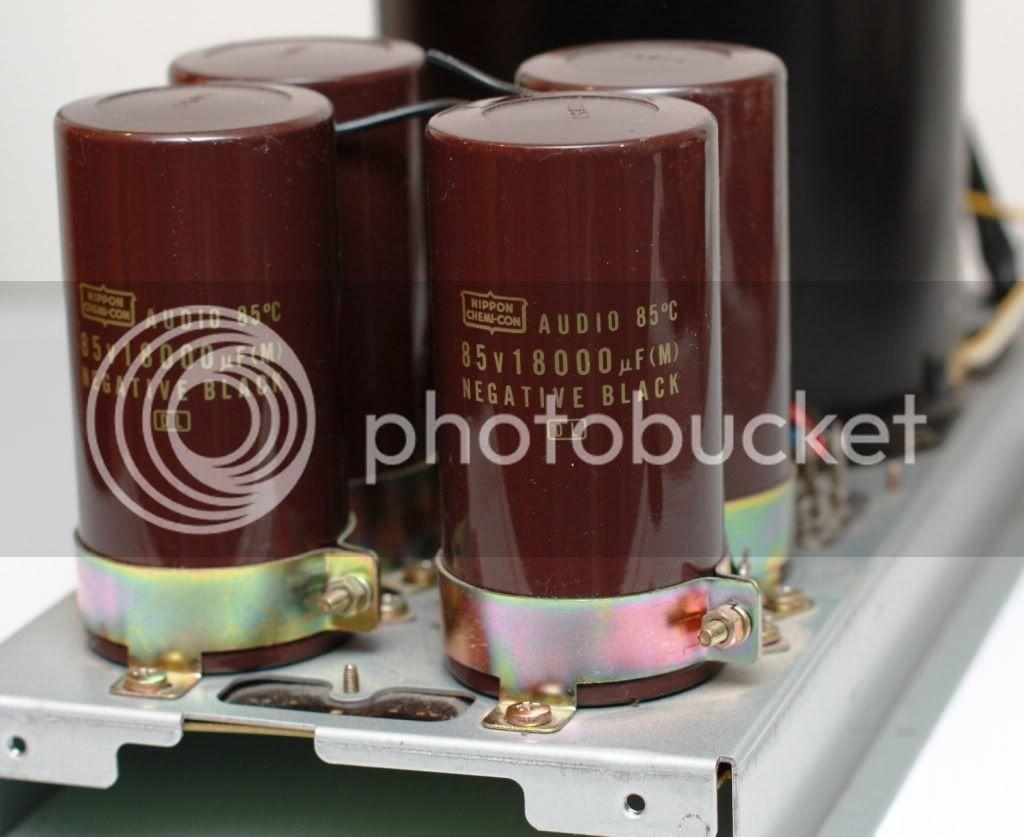 Amplificador Classe AA IMG_5349