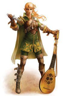 Cecillia Amaranda Bart Dragon38567-half-elf