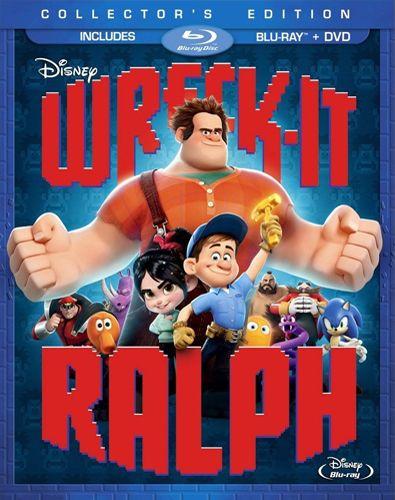 [BD + DVD] Les Mondes de Ralph (5 avril 2013) 2073141
