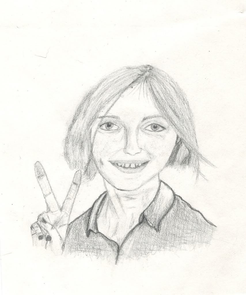 My art, Both Digital and Studio. (Comments, questions, requests, what-have-you's are all welcome!) Katselfportrait