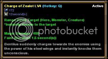 [Bentilus Guide] 3 Active Chargeofzealot