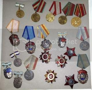 No Post Here Yet so I Figured I'd Post My Gradeschool to College Medals (LOL!) Medals