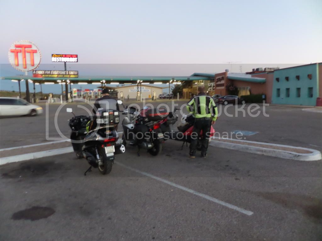 New Mexico ride by day! Tucson