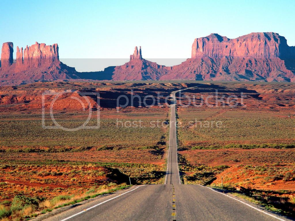 Which ride ................. On-the-Road-Again-Monument-Valley-Arizona