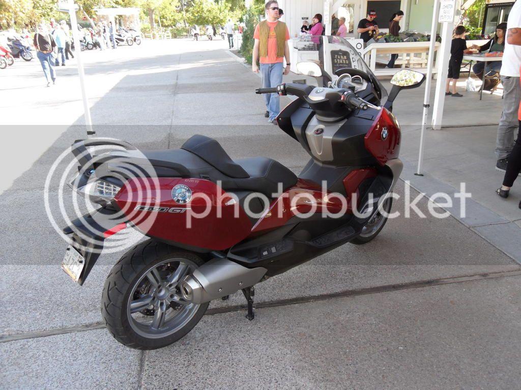 Phoenix Scooter Fiesta Bmw