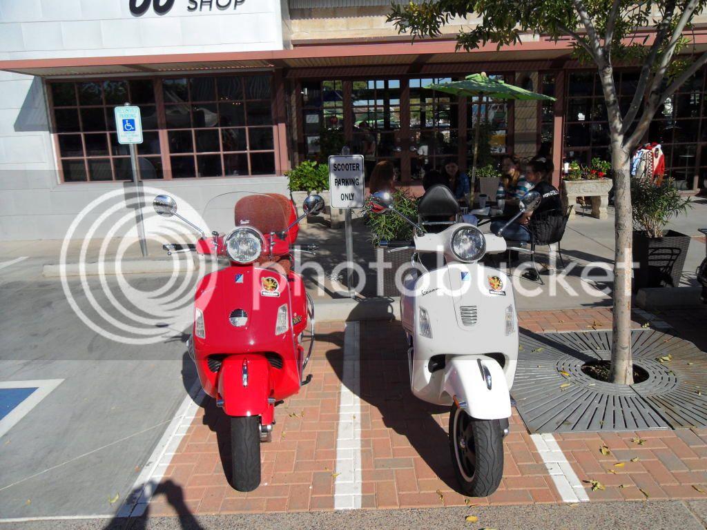 Phoenix Scooter Fiesta Pair