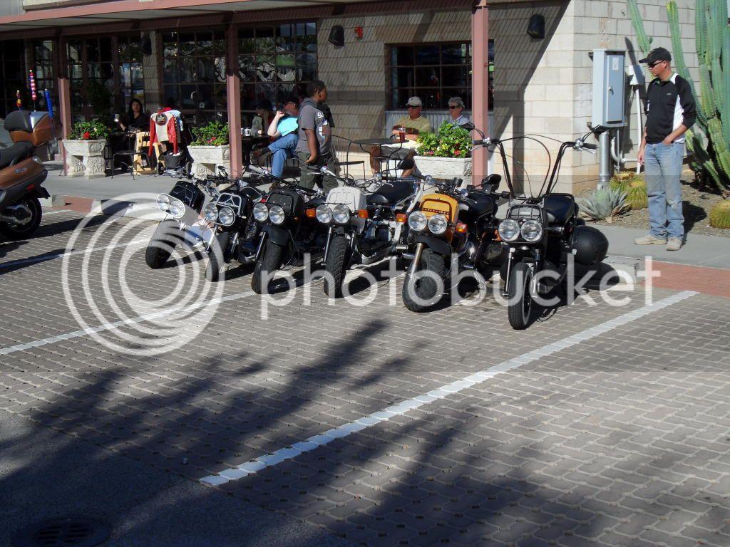 Phoenix Scooter Fiesta Rucki