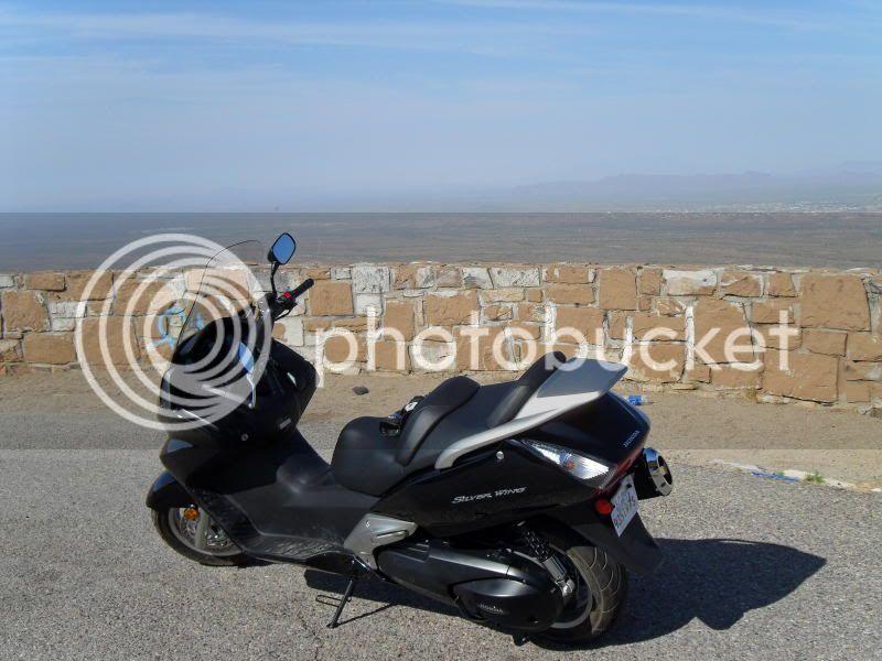 Short ride to Yarnell, AZ to beat the heat! Overlook