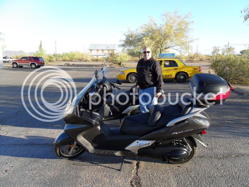 Short Arizona ride! 2