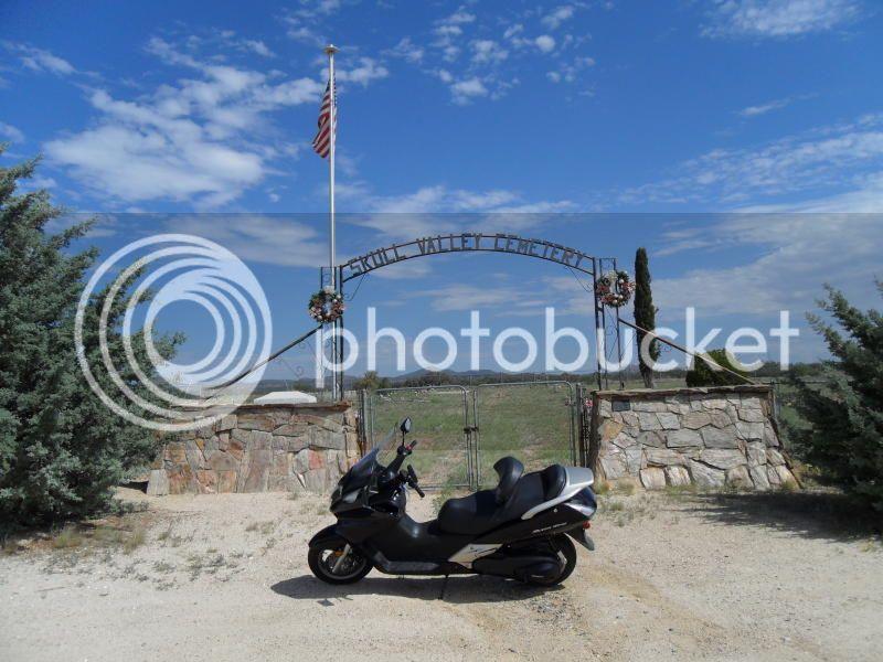 Short pre-ride to Prescott, AZ Cem