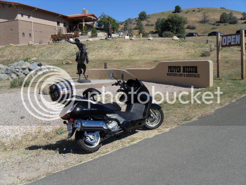 Short ride to Phippen Museum in Prescott, AZ Phippen