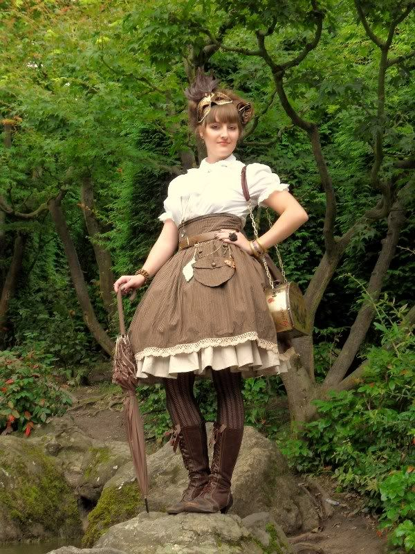 Steampunk Lolita AnimagicFreitag052