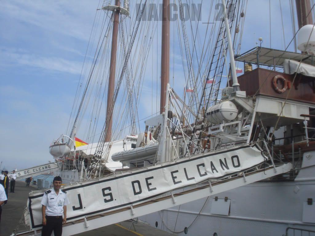 """Regata Bicentenario """"Velas Sudamérica 2010"""": Elcano6"""