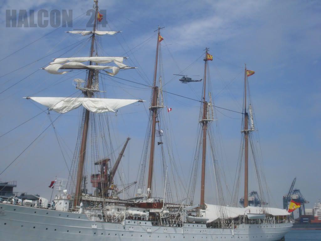 "Regata Bicentenario ""Velas Sudamérica 2010"": Elcano-AB-212MGP"