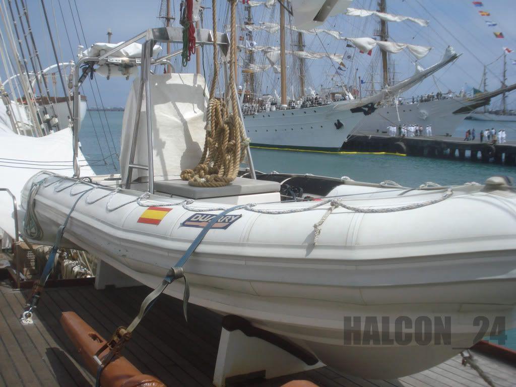 """Regata Bicentenario """"Velas Sudamérica 2010"""": Elcano-bote1"""