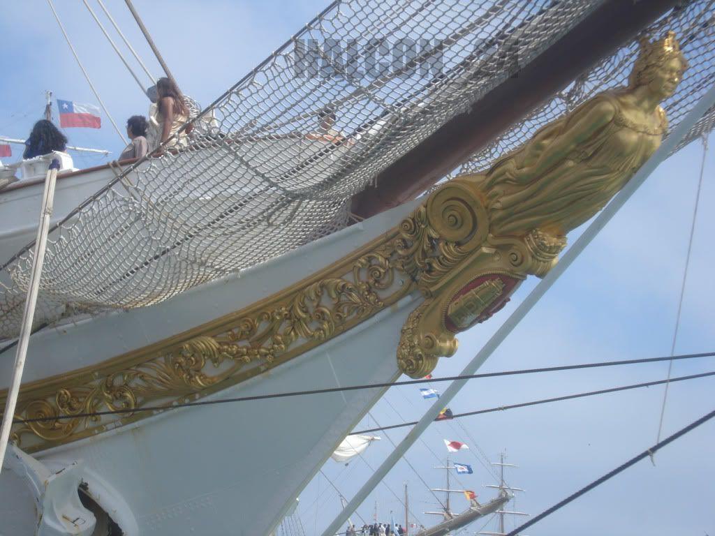 "Regata Bicentenario ""Velas Sudamérica 2010"": Elcano-mascaron1"