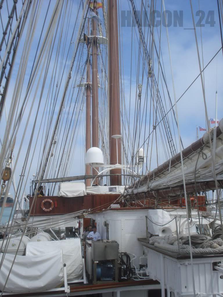 """Regata Bicentenario """"Velas Sudamérica 2010"""": Elcano-puentedecubierto"""