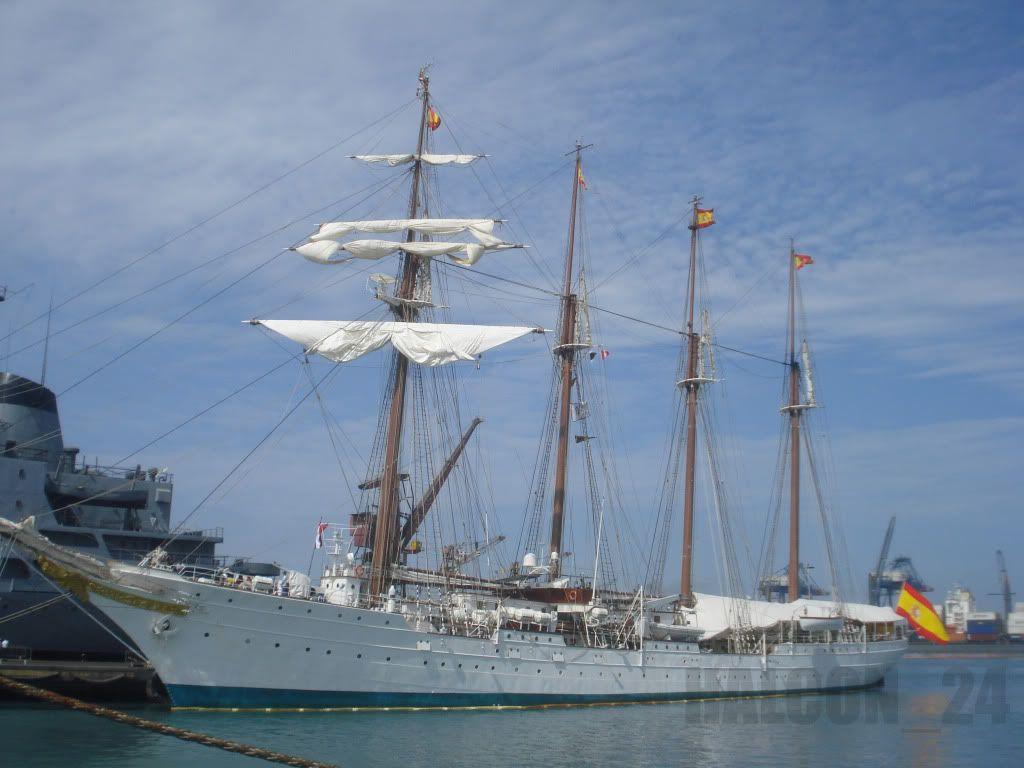 """Regata Bicentenario """"Velas Sudamérica 2010"""": Elcano2"""