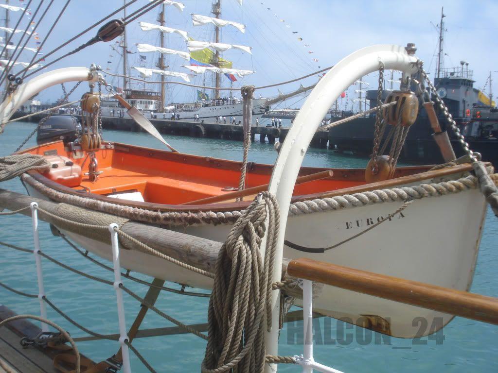 """Regata Bicentenario """"Velas Sudamérica 2010"""": Europa-bote"""