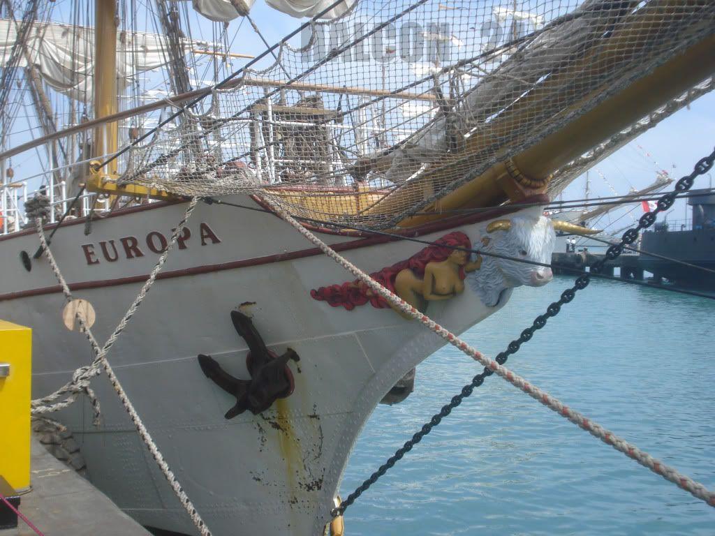 """Regata Bicentenario """"Velas Sudamérica 2010"""": Europa-mascaron1"""