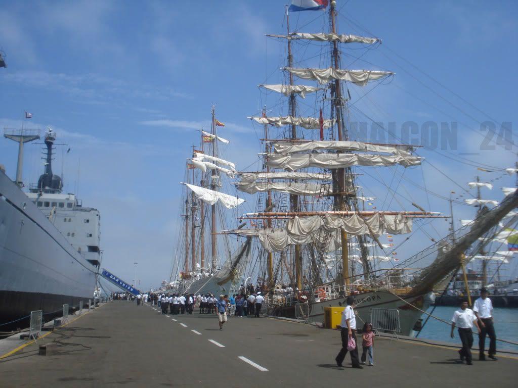 """Regata Bicentenario """"Velas Sudamérica 2010"""": Europa14"""