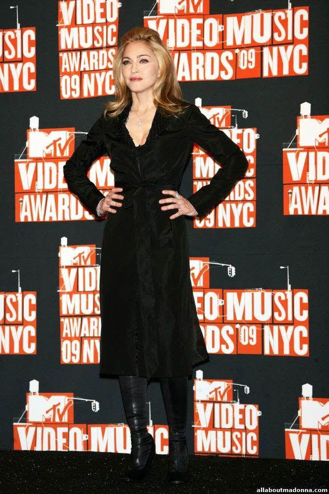 Madonna At The VMA's 0008-2