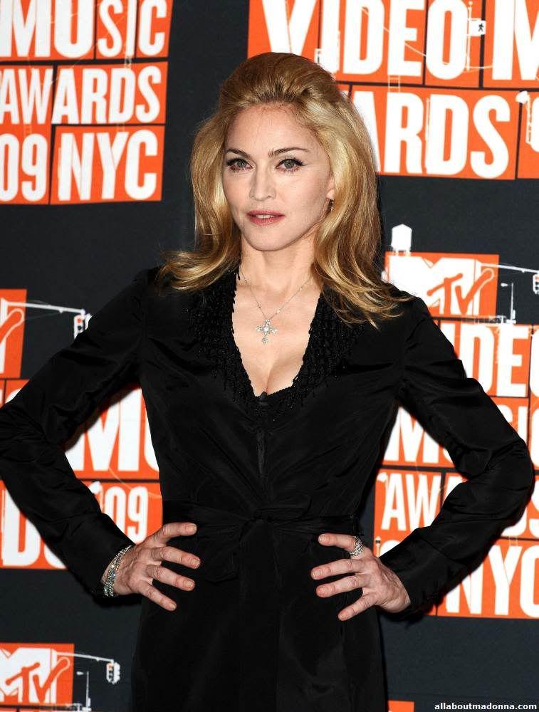 Madonna At The VMA's 0009-2