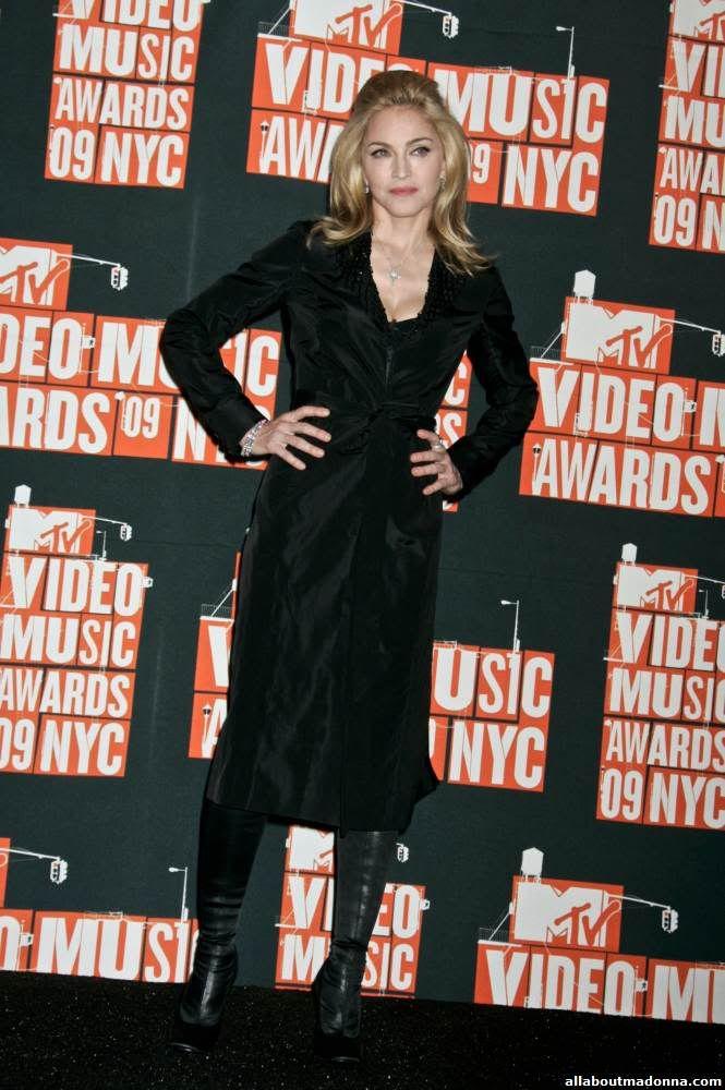 Madonna At The VMA's 0017-1