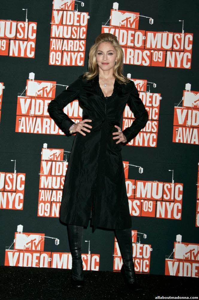 Madonna At The VMA's 0018-1