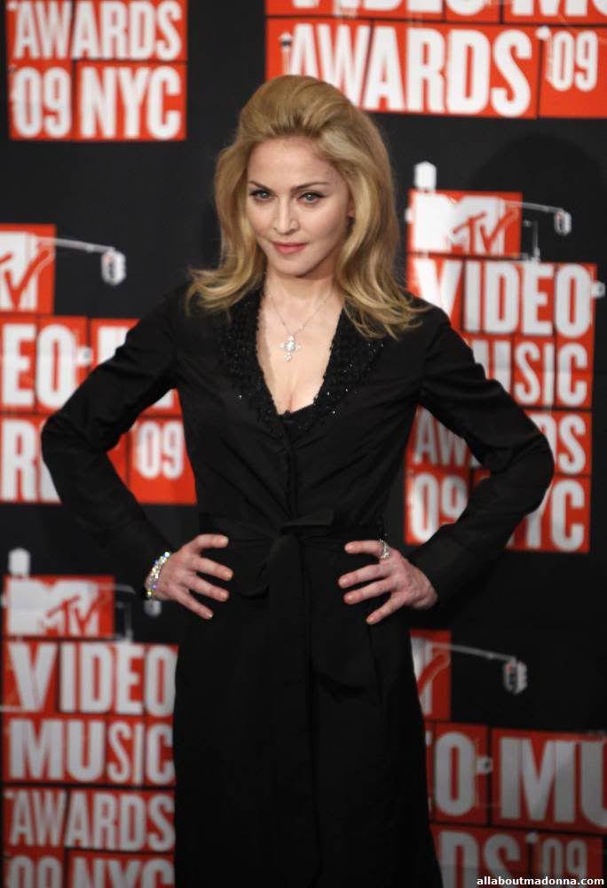 Madonna At The VMA's 0029-1