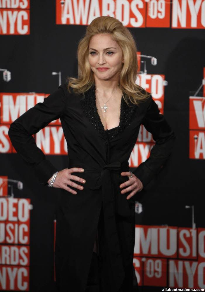 Madonna At The VMA's 0030-1