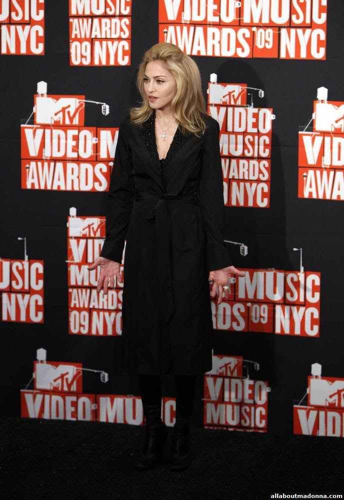 Madonna At The VMA's 0031-1