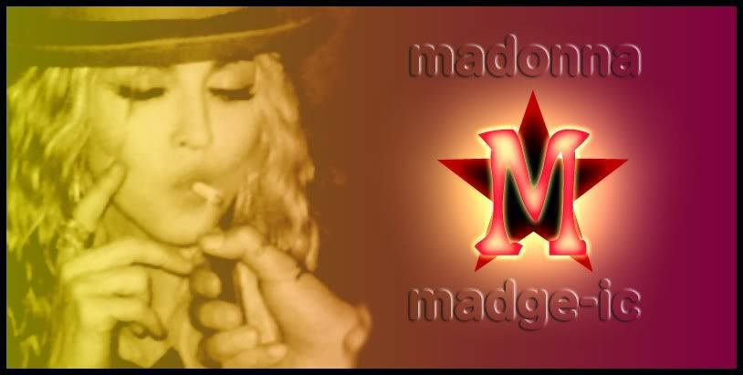 Madonna Madge-ic Forum