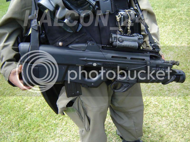 VRAE OPERATIVOS ( Hasta el 2012) FN2000conlanzagranadasEGLM40mm-mira