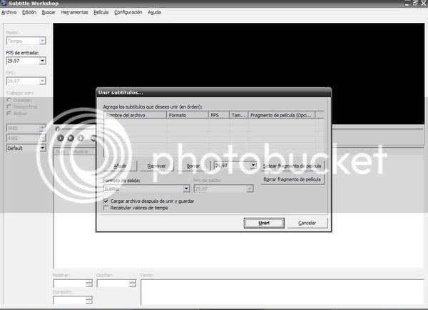 Tutorial para sincronizar subtitulos con el Subtitle Workshop. 10sw