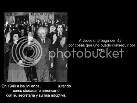 Frases celebres de un genio - Albert Einstein. Homenaje 2q1yo3m