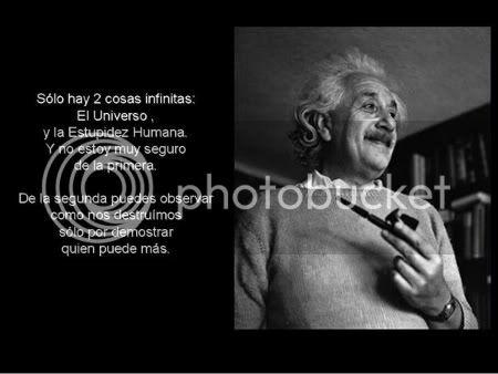 Frases celebres de un genio - Albert Einstein. Homenaje 2u8xjsw