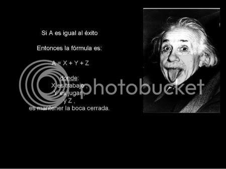 Frases celebres de un genio - Albert Einstein. Homenaje 51rgbc